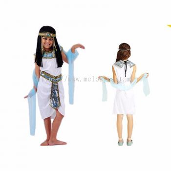 Egyptian Kid Girl G0166 - 1101 0501