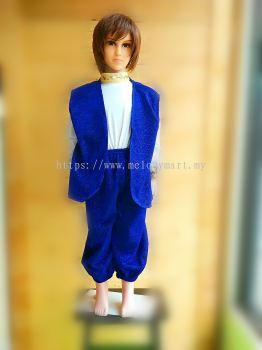arabian blue boy