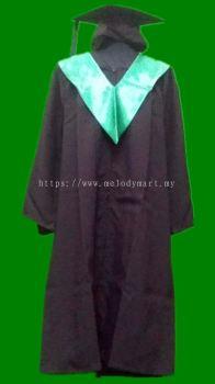 Graduation gown 1