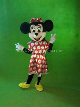 Minnie Mascot