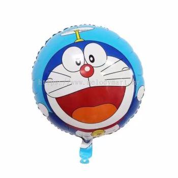 Foil 18'' Doraemon Head