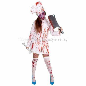 Halloween Chef - Woman