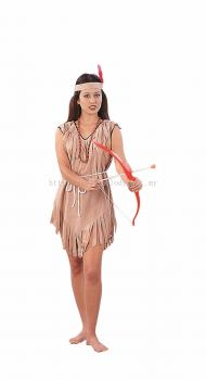 Indian princess adult costume