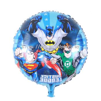 "Foil 18"" Superhero 2118 2003"