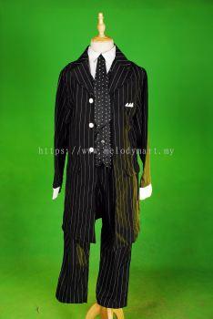 Retro costume 1920
