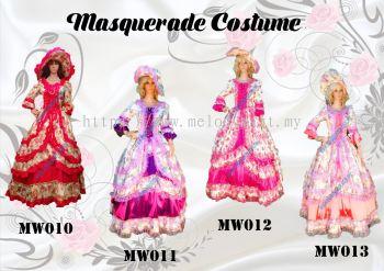 Masquerade MW010-013