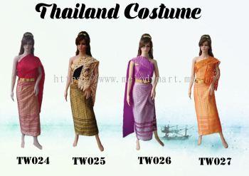 Thailand Woman TW024-027