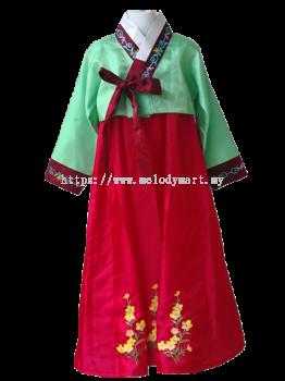 Korean kid girl