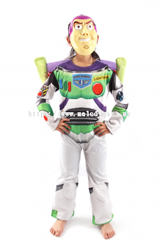 Buzz Lightyear Kid Costume