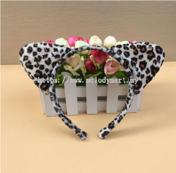 Leopard Pattern Hairband