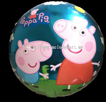 """Foil 18 """" Peppa Pig"""