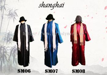 Shanghai SM06 - 08