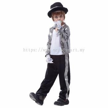 michael jackson billie jean costume child