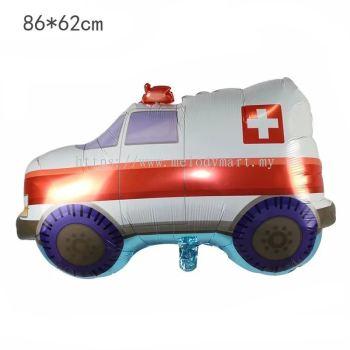 ambulance 86x62cm