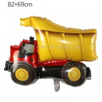 Truck 82x69cm