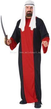 Arab Sheik Costume M0081