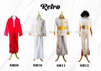 RETRO SM 09 - SM 12