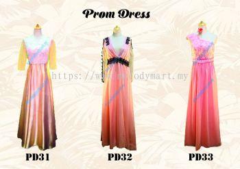 Prom Dress PD23-25