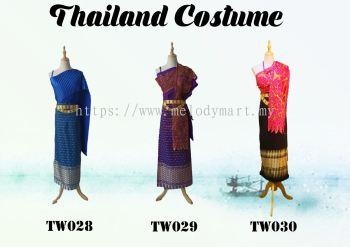 Thailand TW028-030