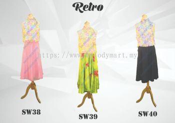 Retro SW38 - 40