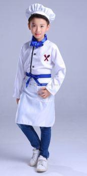 Chef Kid Costume