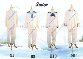 Sailor M8 - M11