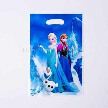 Loot Bag 17x25cm (25g) 10's - Frozen