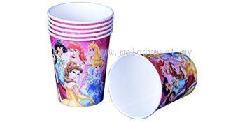 Paper Cup 10'S - Princess