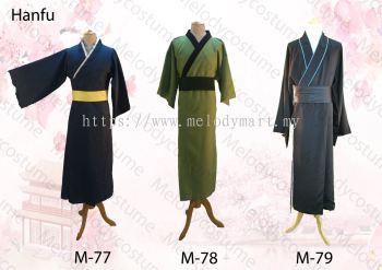 Hanfu M77-79