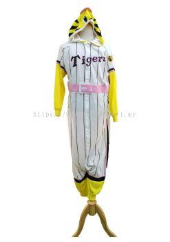 Baseball tiger