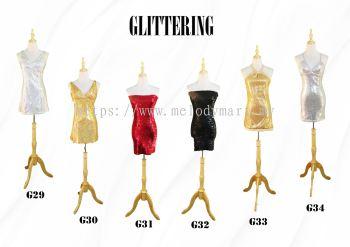 GLITTERING G29-34