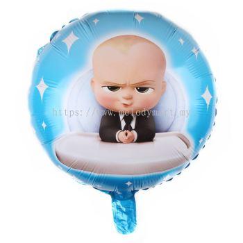 """Foil 18"""" Baby Boss"""
