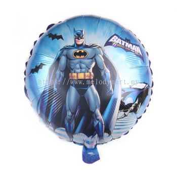 "Foil 18"" Batman blue"