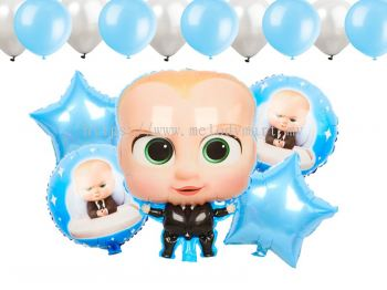 Foil Baby Balloon Package