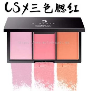 blusher 3 color