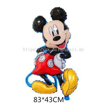 Foil 83*43cm - Mickey