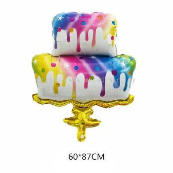 Foil 60*87cm Ice-Cream Cake
