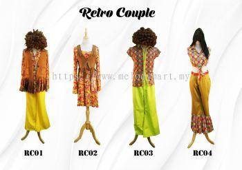 Retro Couple Rc01-04