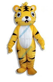 Mascot - Tiger