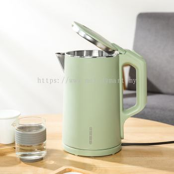 1.8L Integrated Stainless Steel High Grade Electric Kettle Keep 55 Degrees Smart Temperature Control 1.8L���55���Զ����µ���ˮ��