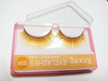 Xingxing Eyelashes\Orange\Glossy\TS050