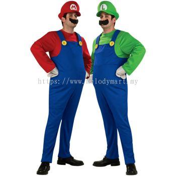 Mario and Luigi - 1189