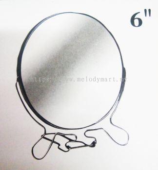 """6"""" Round Mirror"""