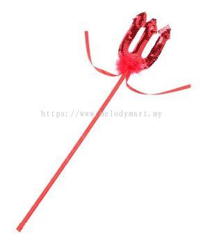 Sequinned Devil Fork