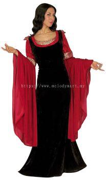 Adult Costume \ Fantasy Princess - 3001