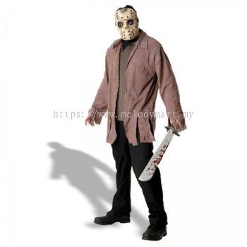 Adult Costume \ Jason