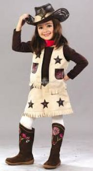 Toddler Cool Cowgirl