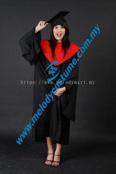 Graduation Gown 2