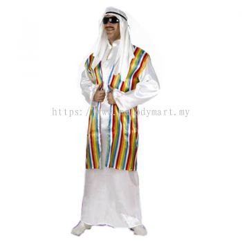 Arab Pilgrim - D0002
