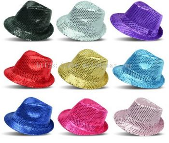 Bling Bling Shining Hat